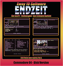 Endzeit Disk Eway10 Software