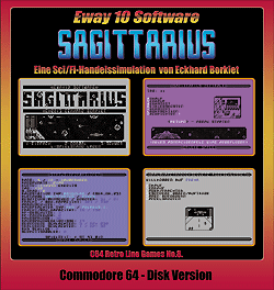 Sagittarius - C64 - Disk Version